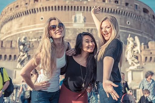 Castel Sant angelo Rome Photo Tour