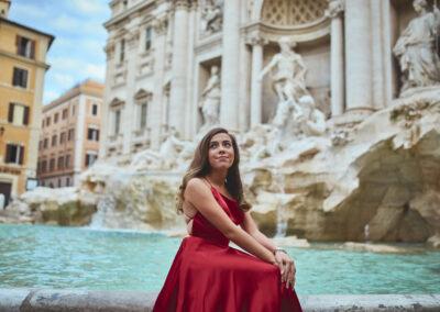 Fontana di Trevi Rome Tour