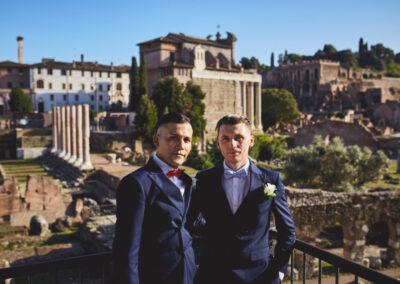 Sposi Novelli a Roma_0011
