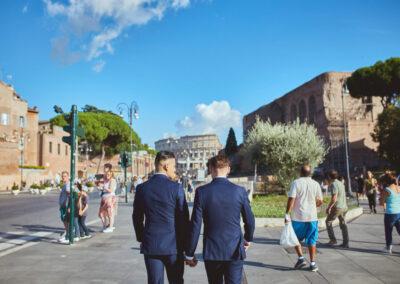 Sposi Novelli a Roma_0012
