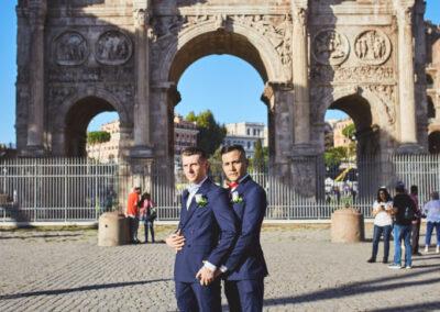 Sposi Novelli a Roma_0014