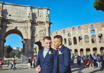 Sposi Novelli a Roma_0015