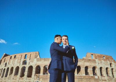 Sposi Novelli a Roma_0018
