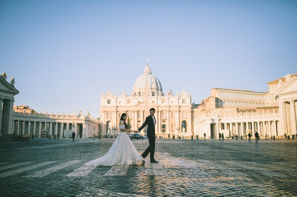ST Peter Rome Photo Tour