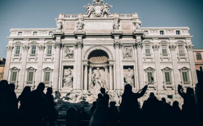 Trevi Fountain shooting tour in Rome